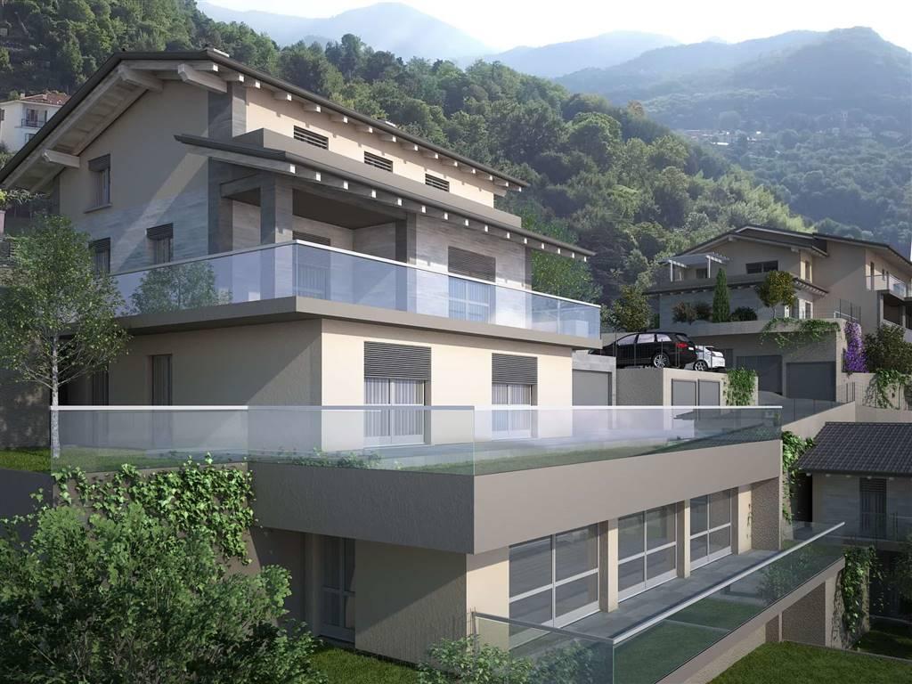 Apartment in CALOLZIOCORTE 129 Sq. mt. | 4 Rooms - Garage | Garden 3000 Sq. mt.