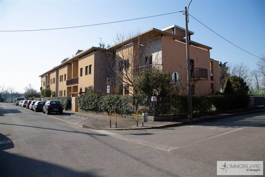 Trilocale in Via Alcide De Gasperi, Muggio'