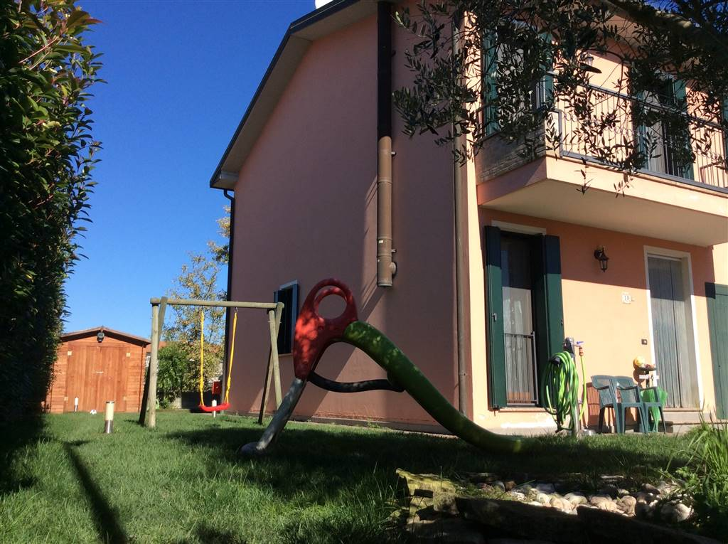 SANTA MARGHERITA, CODEVIGO, Detached house for sale of 150 Sq. mt., Almost new, Heating Individual heating system, Energetic class: G, placed at