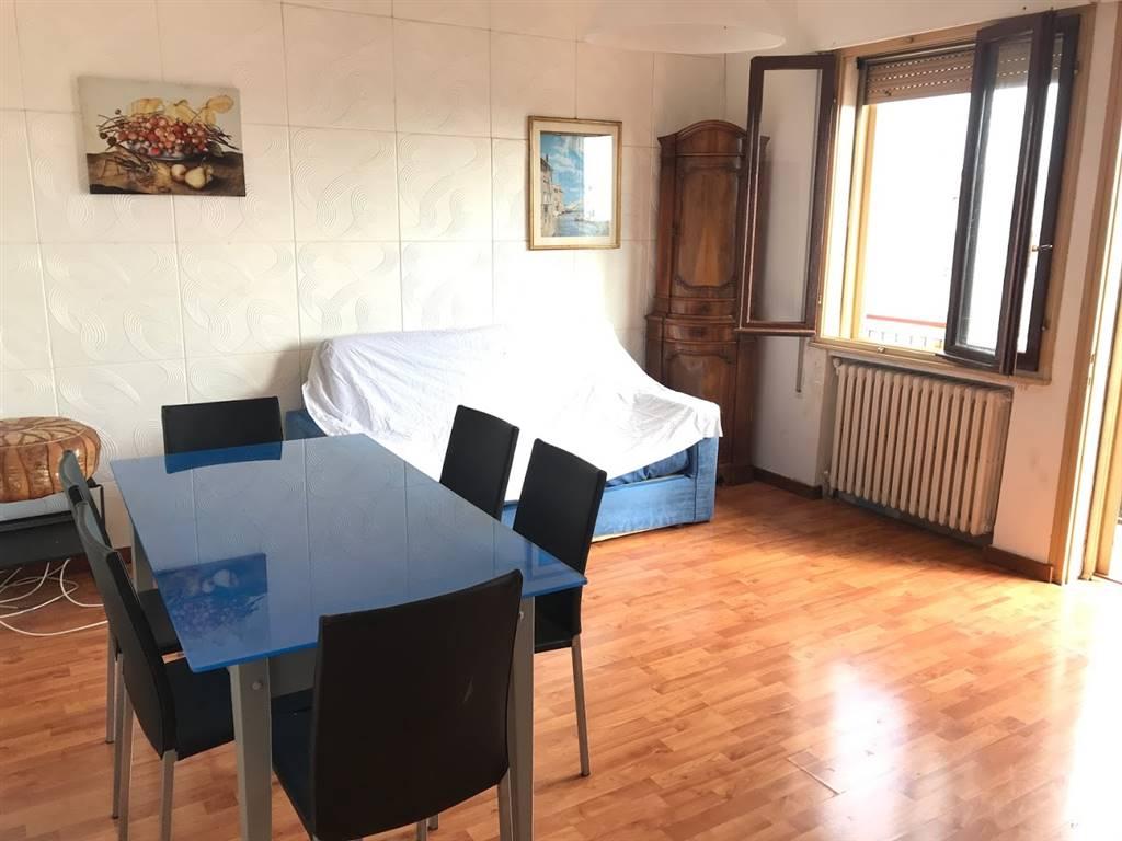 Rif. 2729A BRONDOLO DI CHIOGGIA - Affittasi Appartamento arredato di circa 80 mq a Brondolo di Chioggia, sito al secondo piano di un'edificio con