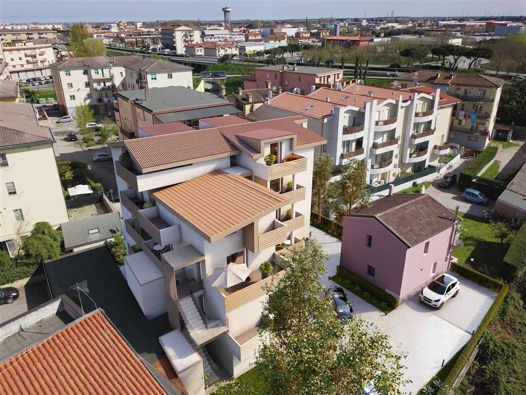 Rif. 2454H BORGO SAN GIOVANNI DI CHIOGGIA - Nuova costruzione, Immobile residenziale a Borgo San Giovanni di sole 9 unità, con varie soluzioni,