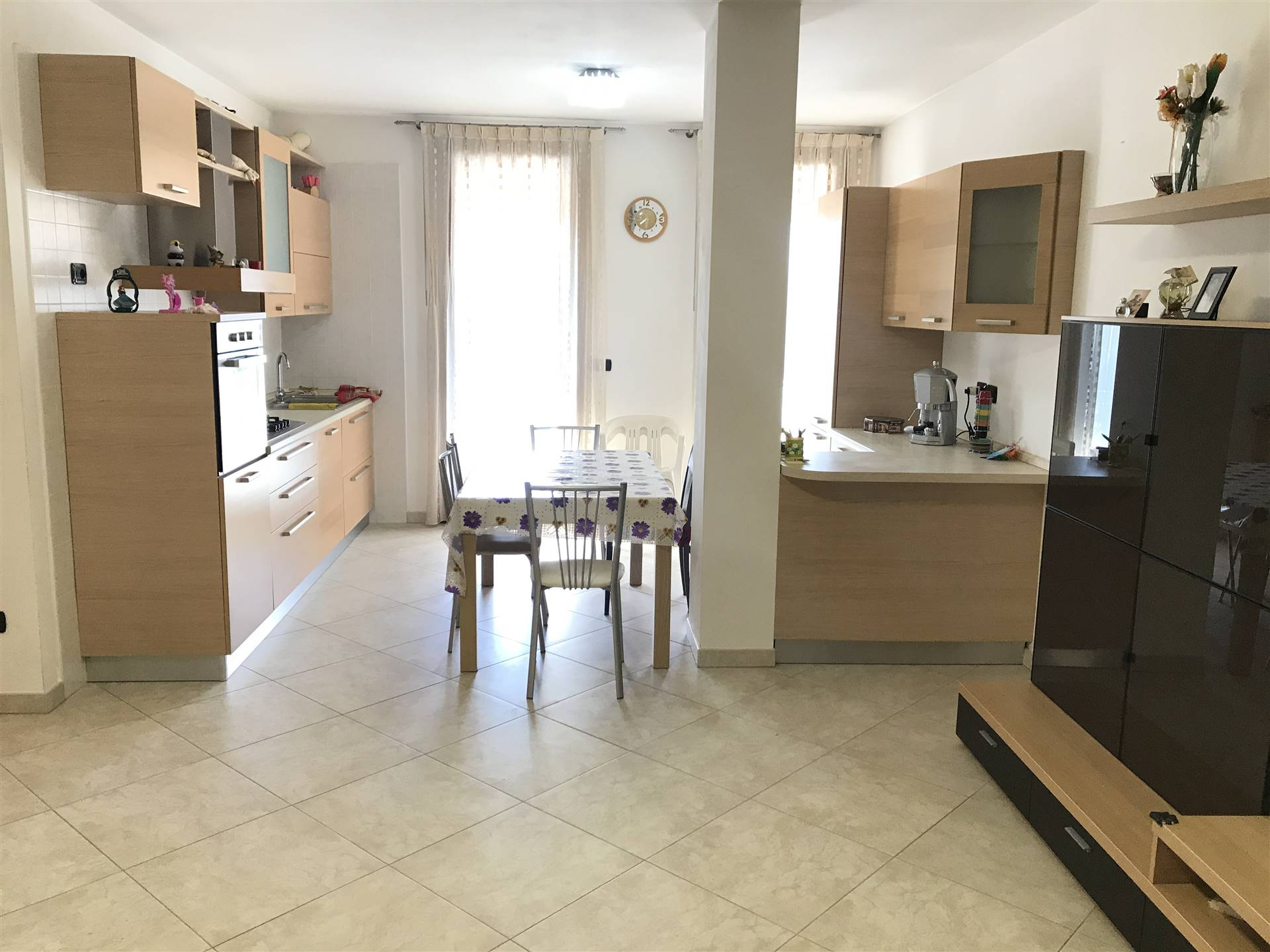 VALLI, CHIOGGIA, Apartment for sale of 75 Sq. mt., Good condition, Heating Individual heating system, Energetic class: G, placed at 1° on 2, composed