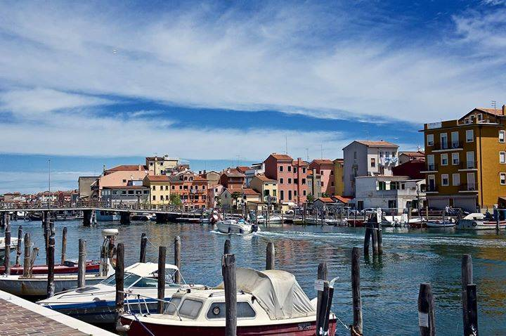 SOTTOMARINA, CHIOGGIA, Apartment for sale of 50 Sq. mt., Good condition, Heating Individual heating system, Energetic class: G, placed at 1° on 4,