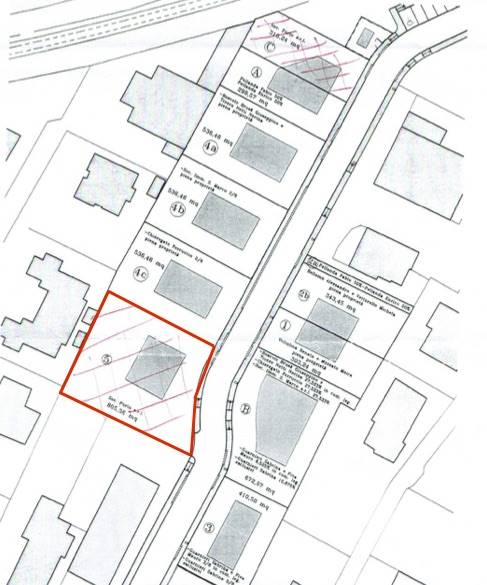 SOTTOMARINA, CHIOGGIA, Building plot of land for sale of 820 Sq. mt., Energetic class: Not subject, placed at Ground, composed by: , Price: € 280,000
