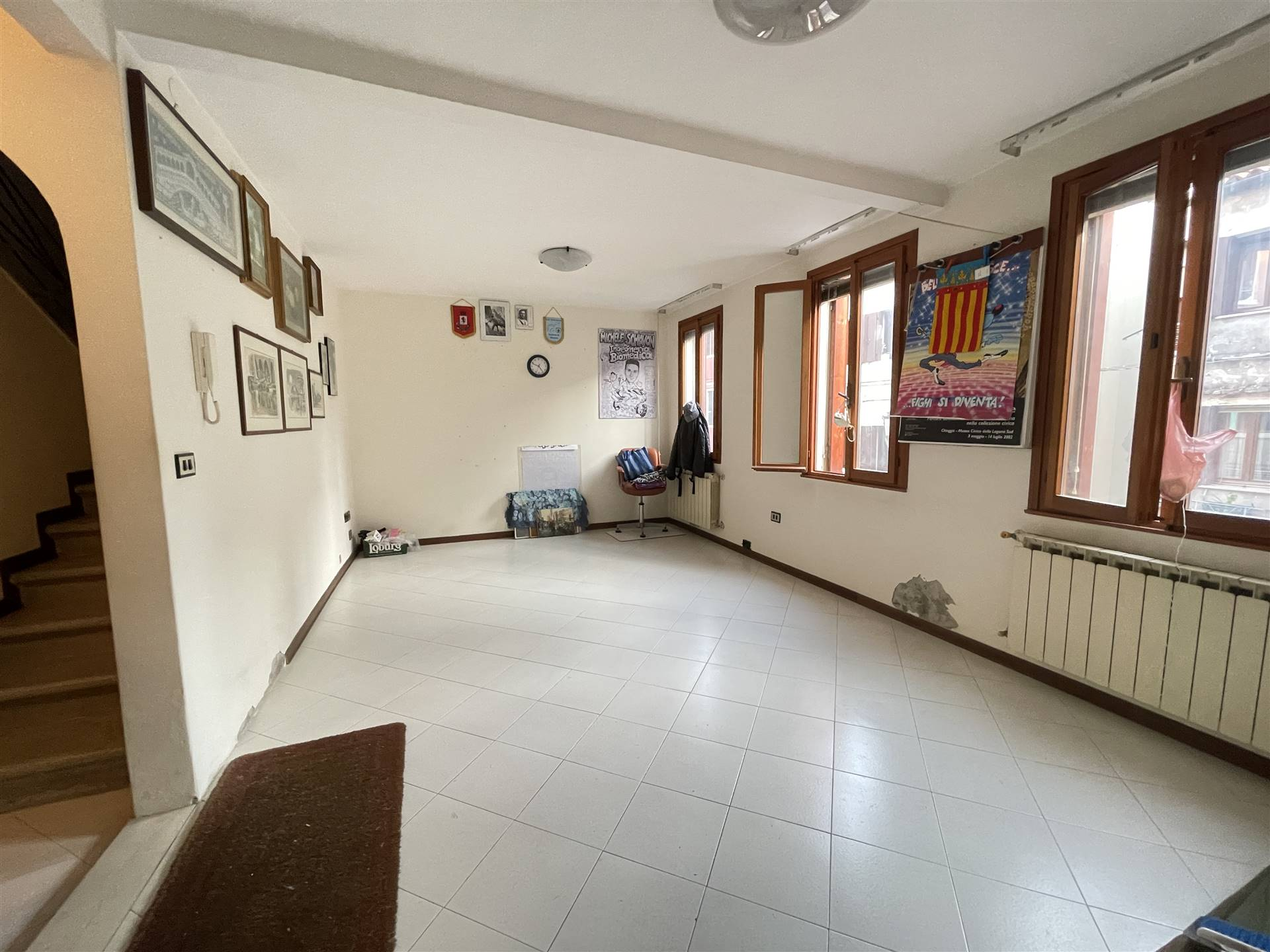 CHIOGGIA CENTRO, CHIOGGIA, Detached house for sale of 130 Sq. mt., Habitable, Heating Individual heating system, Energetic class: G, placed at Ground