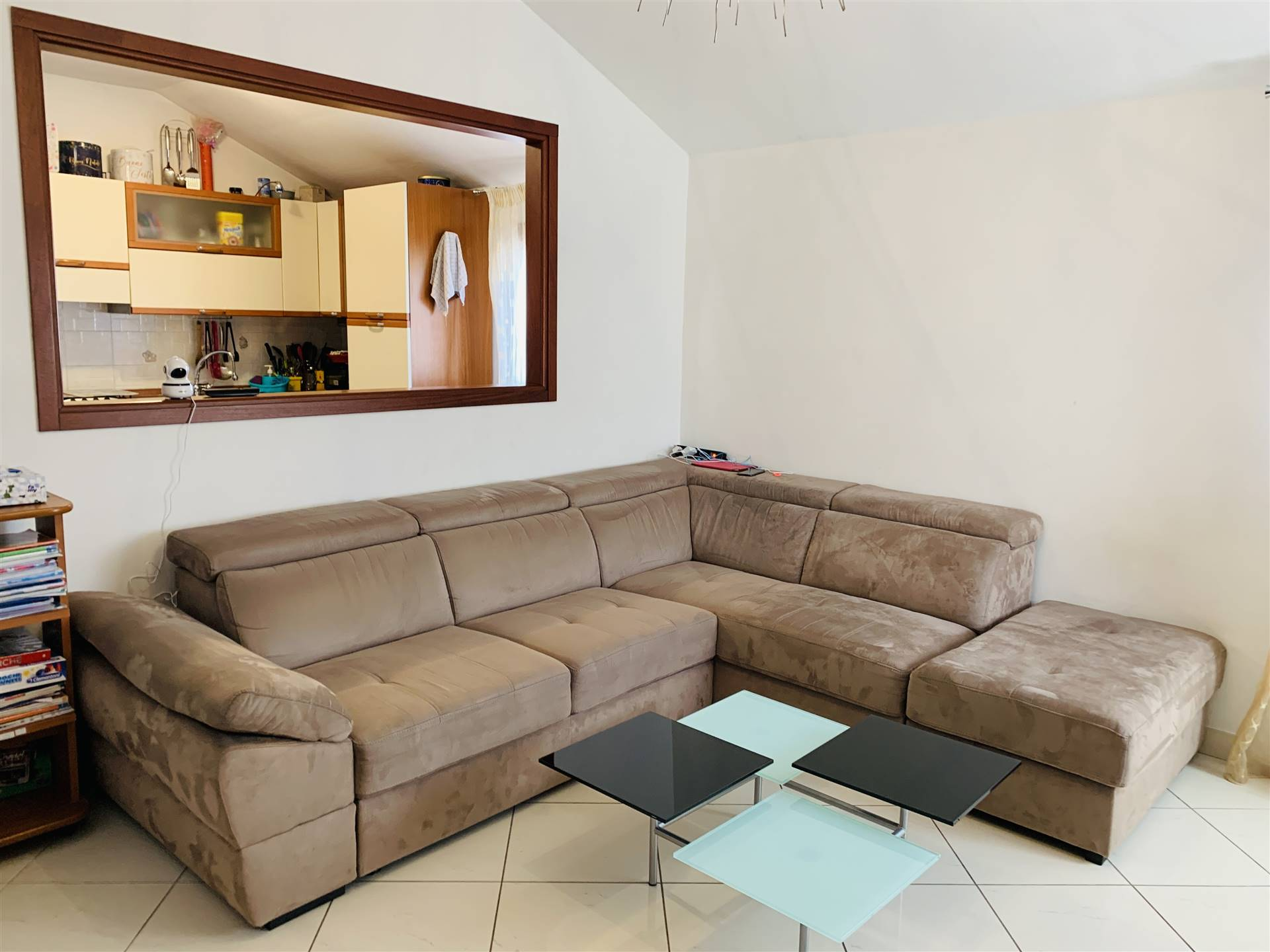 SOTTOMARINA, CHIOGGIA, Apartment for sale of 55 Sq. mt., Habitable, Heating Individual heating system, Energetic class: G, placed at 3° on 3,