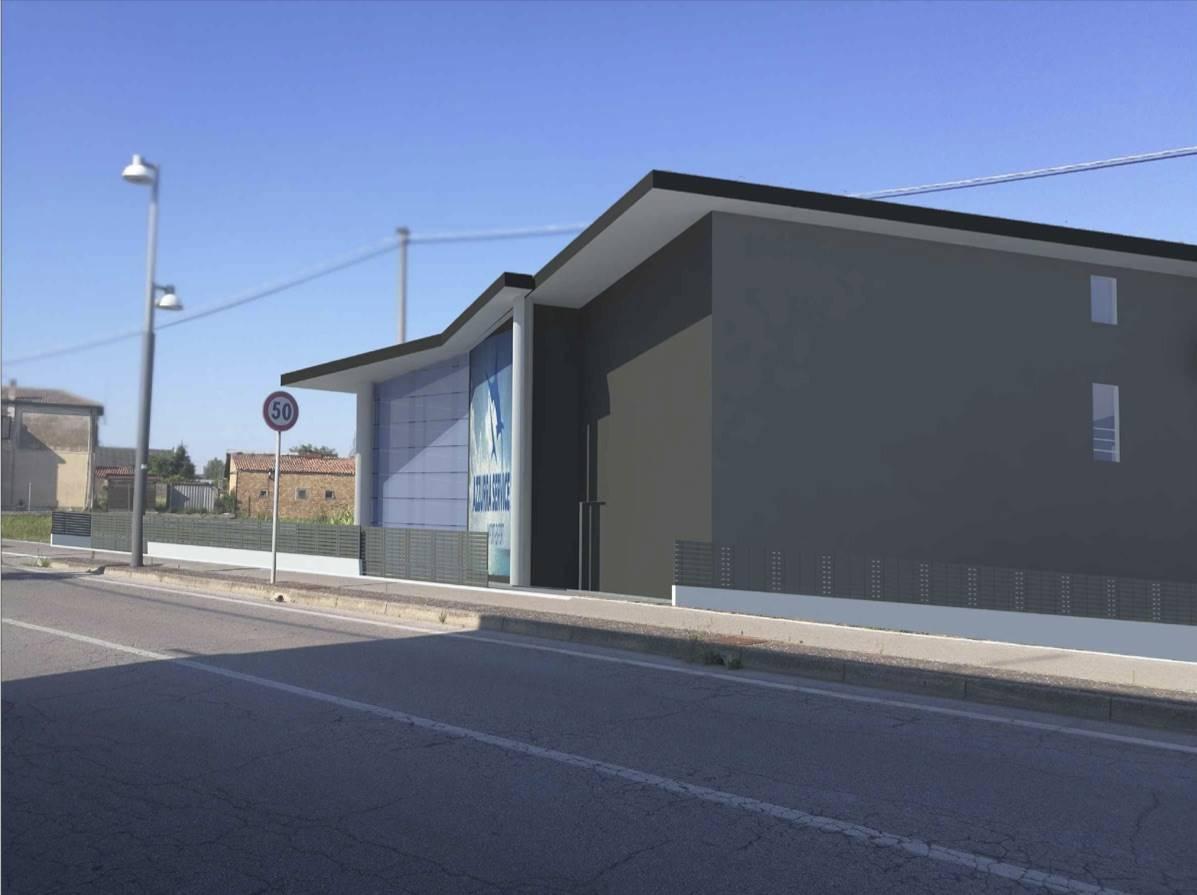 Rif. 3160 BRONDOLO DI CHIOGGIA - Vendesi terreno edificabile in Brondolo di Chioggia, di circa 2500 mq con possibilità di poter edificare un