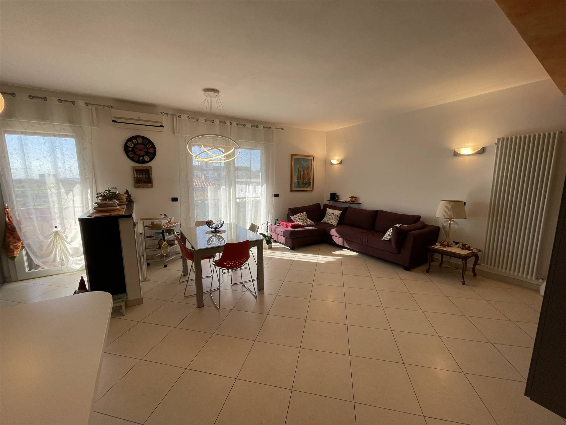BORGO SAN GIOVANNI, CHIOGGIA, Apartment for sale, Excellent Condition, Heating Individual heating system, Energetic class: G, placed at 4° on 5,