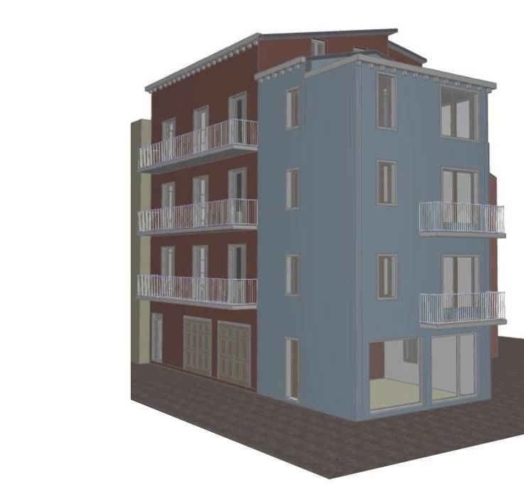 SOTTOMARINA, CHIOGGIA, Apartment for sale, New construction, Heating To floor, Energetic class: G, placed at 1° on 4, composed by: 2.5 Rooms, Show