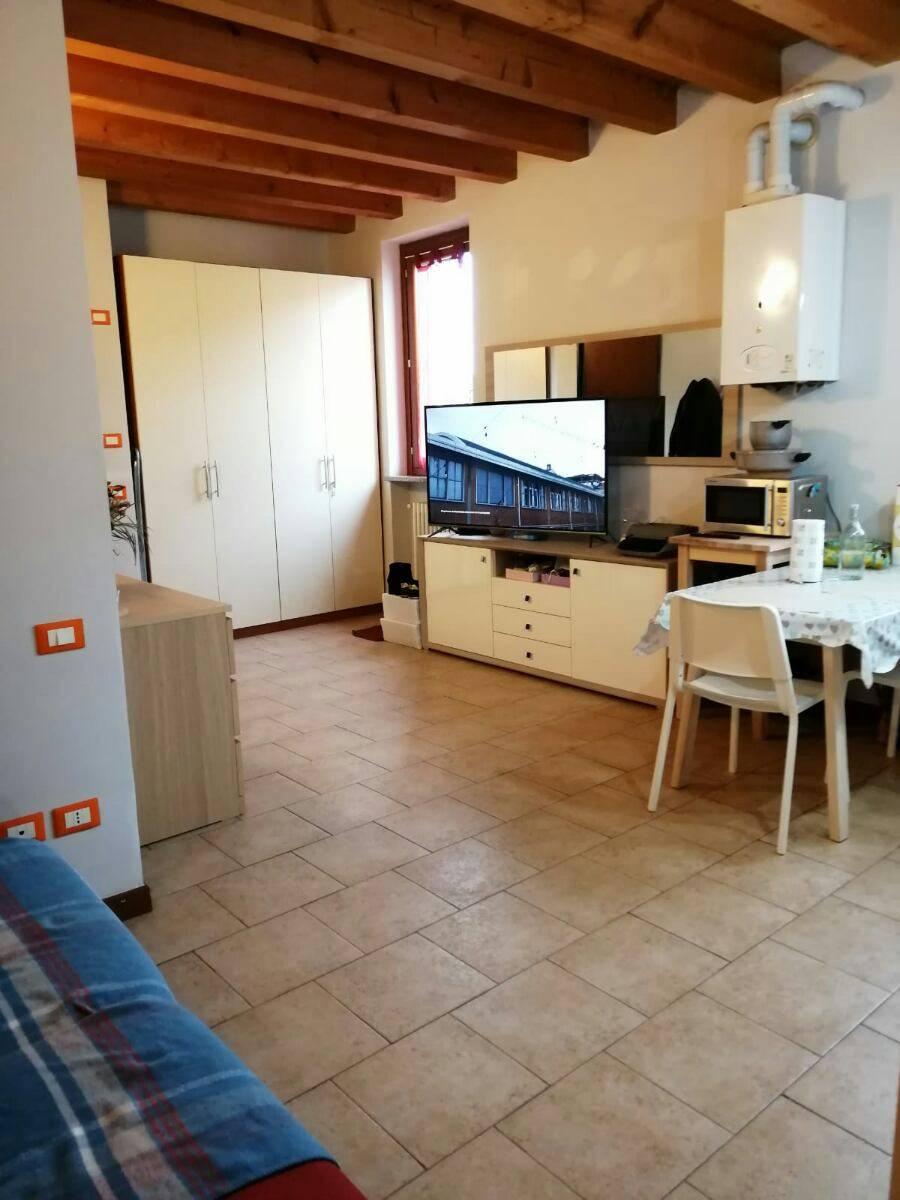 Appartamento in affitto a Capergnanica, 1 locali, prezzo € 310   PortaleAgenzieImmobiliari.it