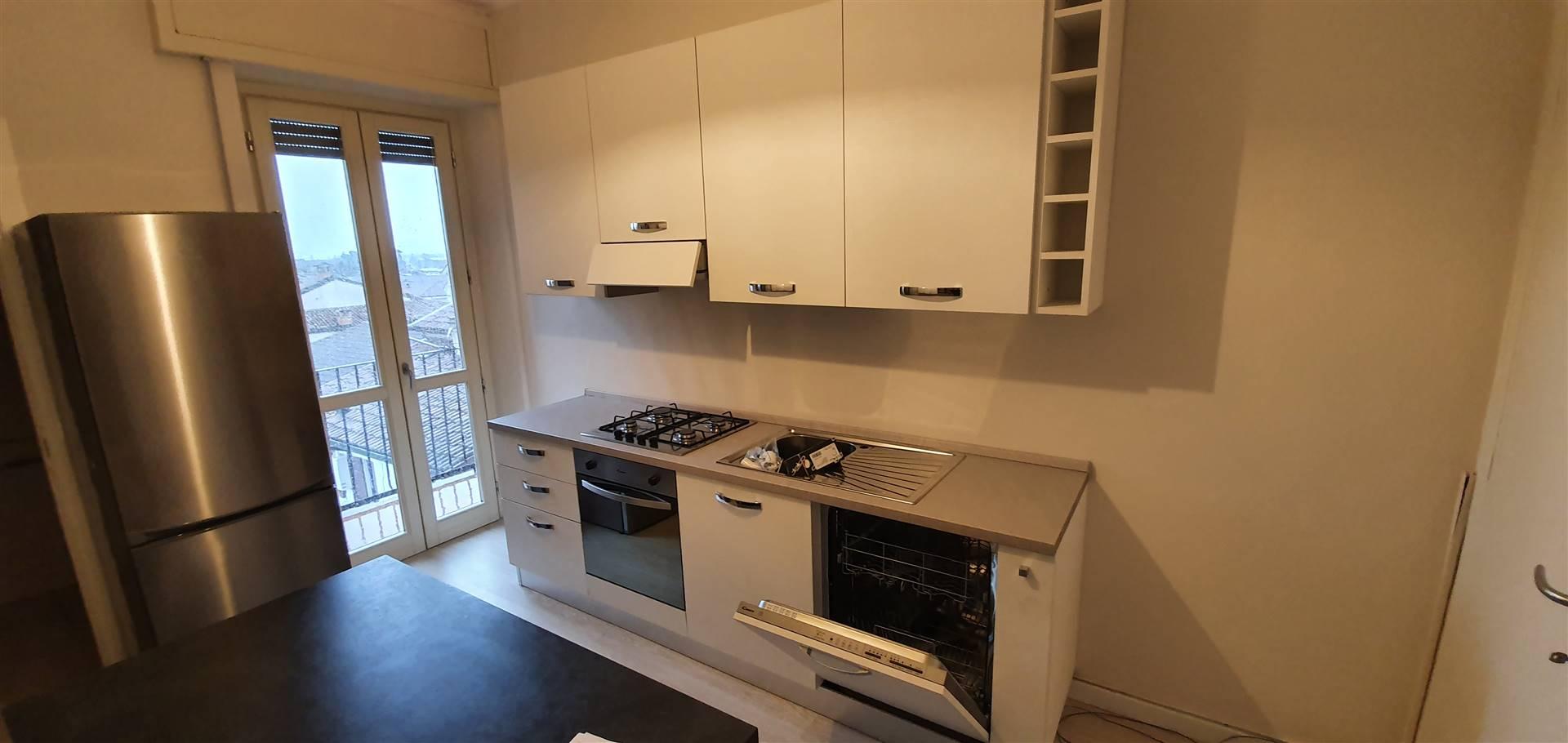 Appartamento in affitto a Soresina, 3 locali, prezzo € 450 | CambioCasa.it
