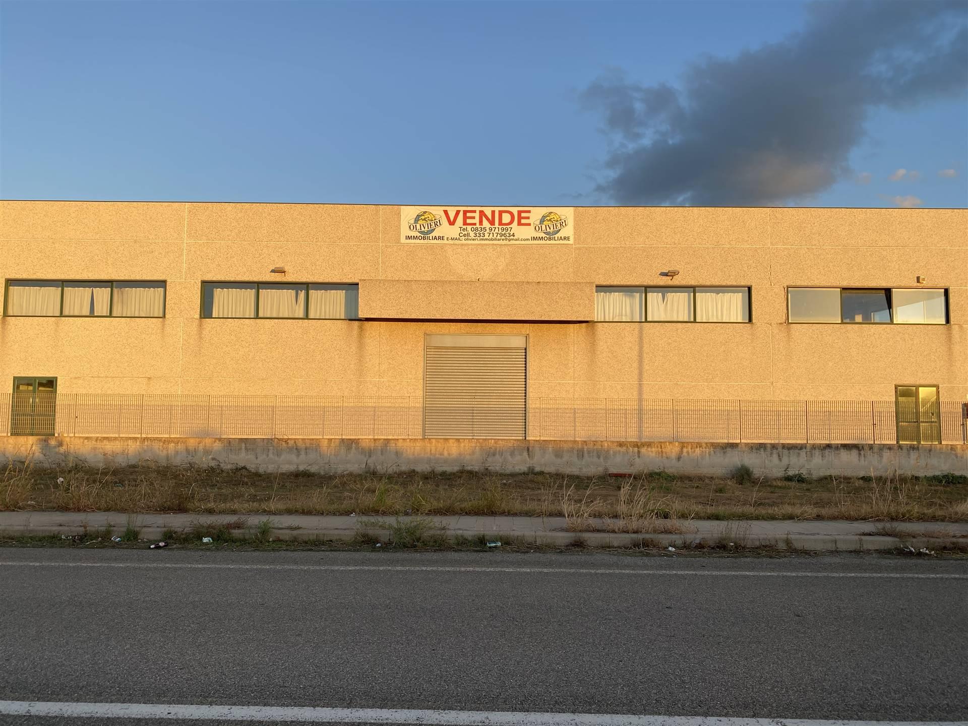 Capannone in vendita a Scanzano Jonico, 9999 locali, prezzo € 700.000 | PortaleAgenzieImmobiliari.it