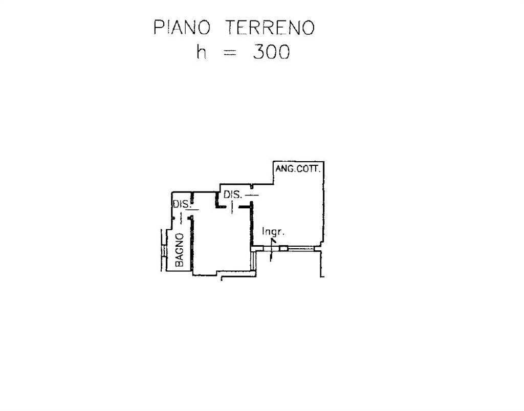 planimetria - Rif. 1/0015