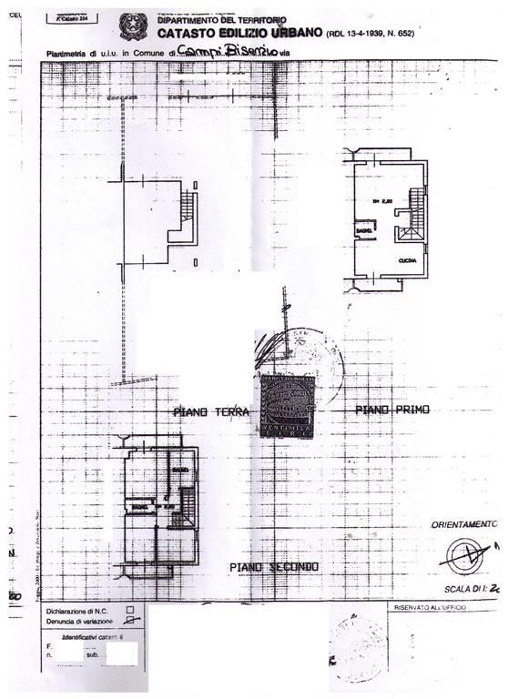 Planimetria - Rif. 2/0016