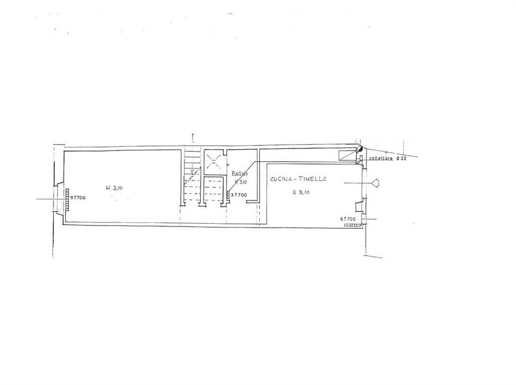 Planimetria - Rif. 1/0059