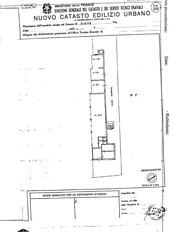 pIANO TERRA - Rif. 6680RV59419