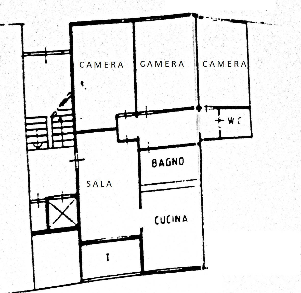 Planimetria - Rif. 1/0023