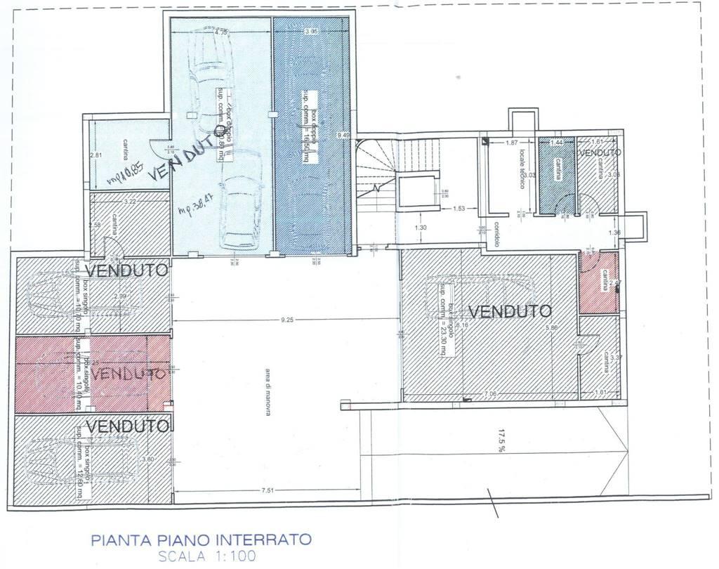 Immobiliarista - Piantina