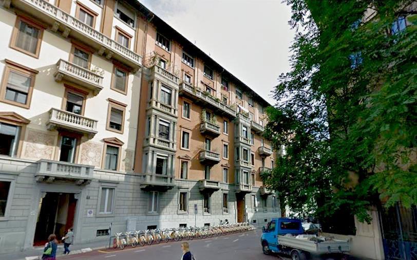 TRIBUNALE, MILANO, Ufficio in affitto di 145 Mq, Ristrutturato, Riscaldamento Centralizzato, Classe energetica: F, posto al piano 1° su 6, composto