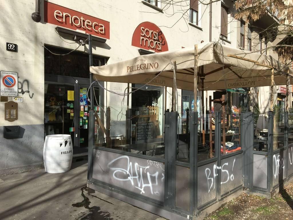 Negozio / Locale in vendita a Milano, 3 locali, zona Località: WASHINGTON, prezzo € 460.000 | CambioCasa.it