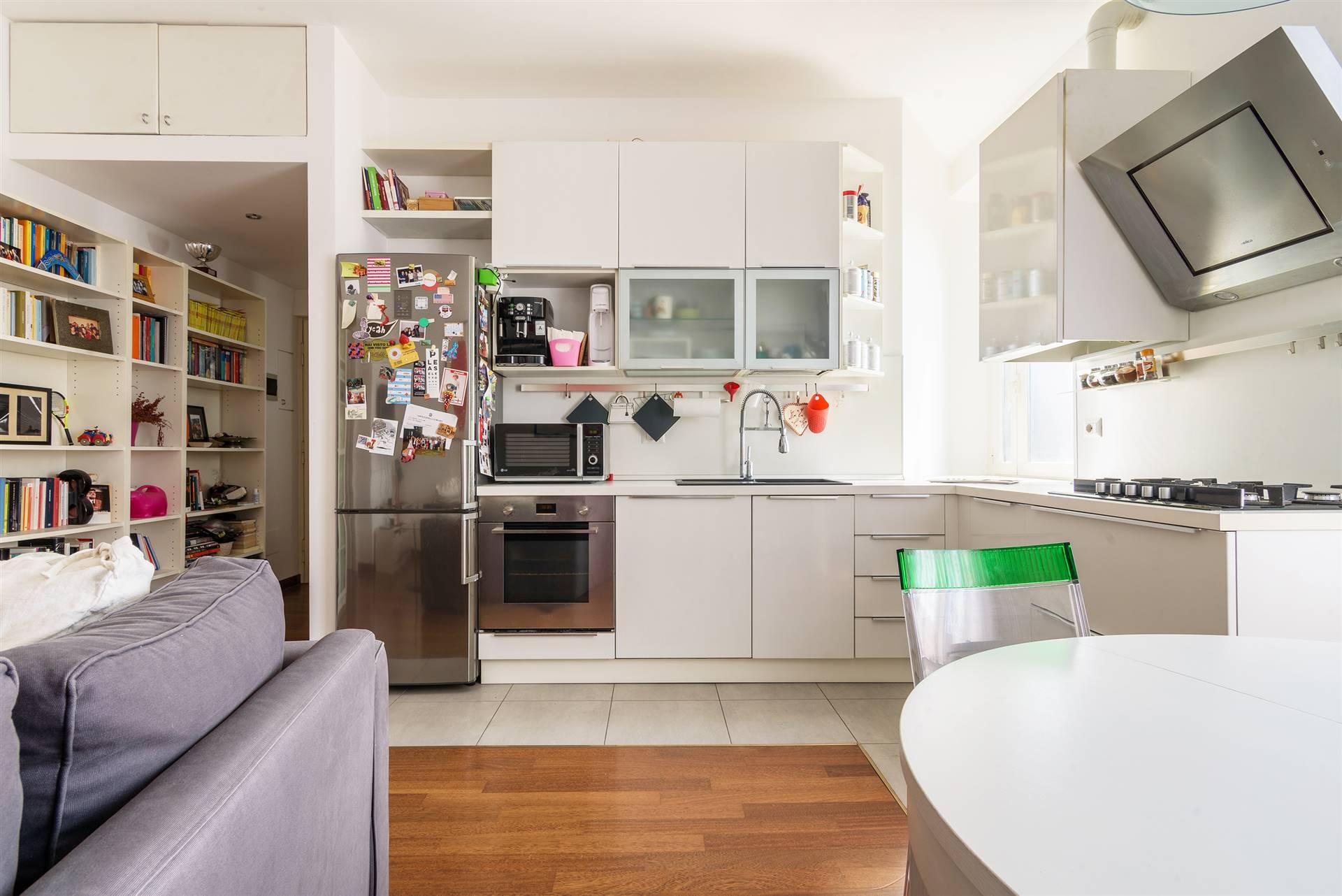 Vista cucina - Rif. LR-SARPI-01