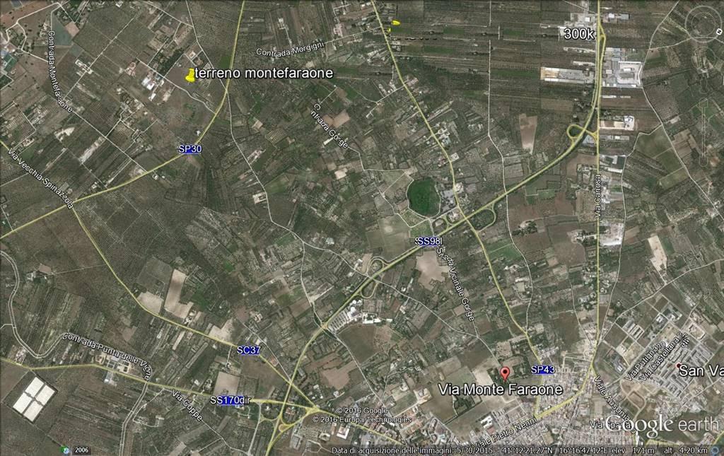 terreno edificabile residenziale andria vendita 38.000 10000 mq - cambiocasa.it