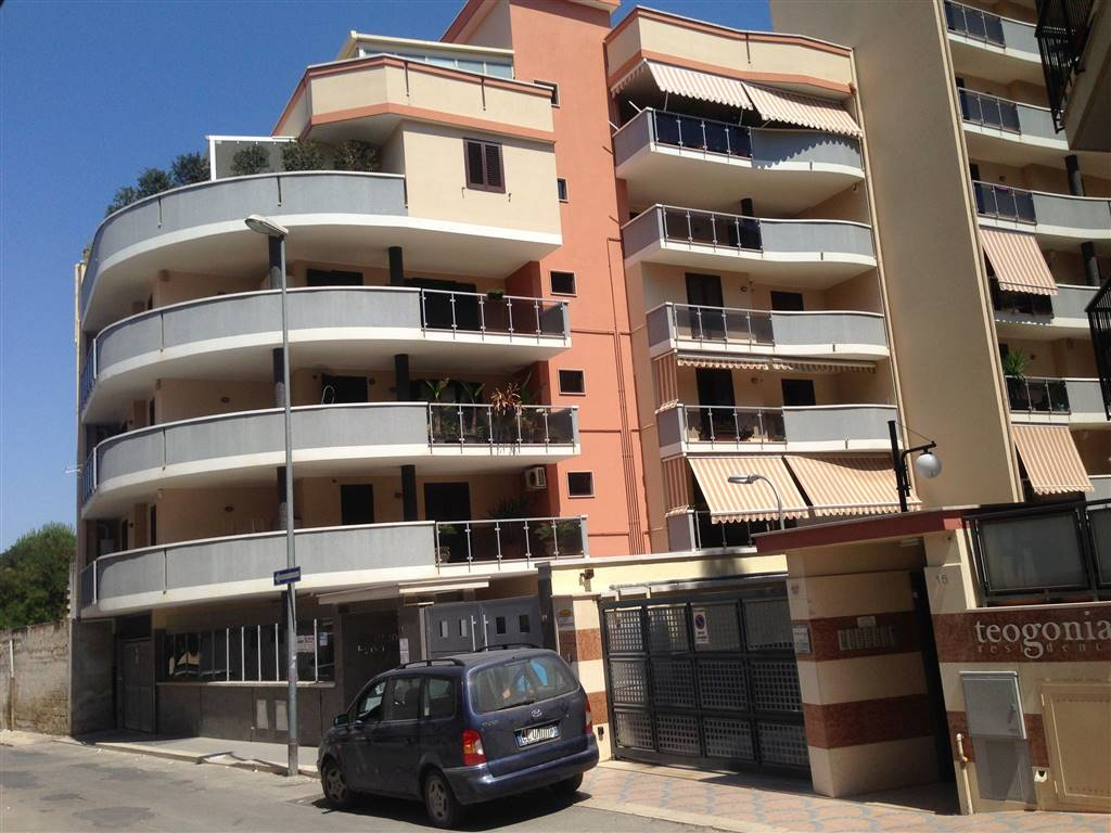Trilocale in Via Esiodo 21, Andria