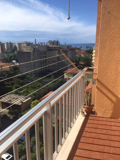 PIANI DI VALLECROSIA, VALLECROSIA, Apartment for sale of 65 Sq. mt., Habitable, Heating Centralized, Energetic class: G, placed at 6° on 6, composed
