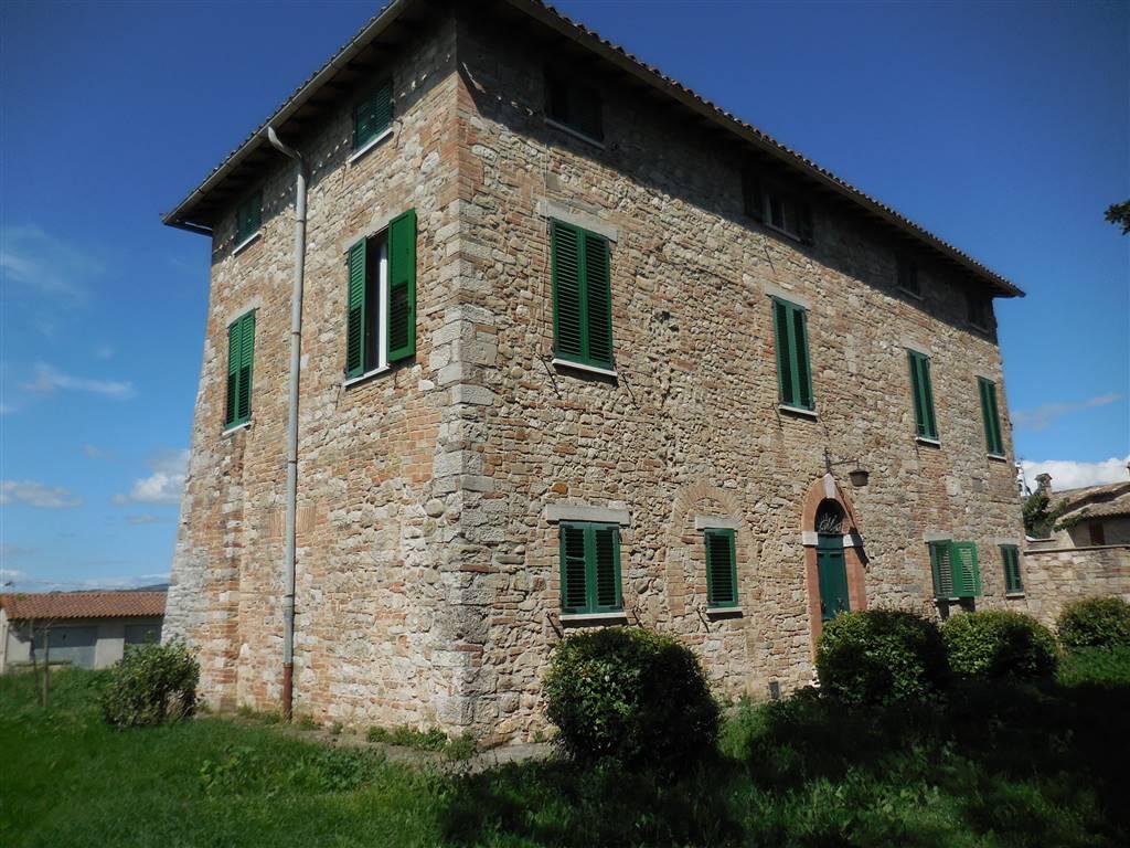 Villa, Todi