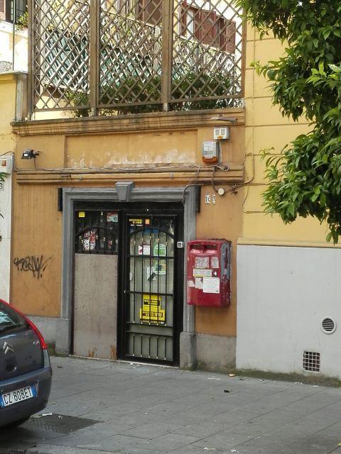 Negozio, Bologna, Nomentano, Roma