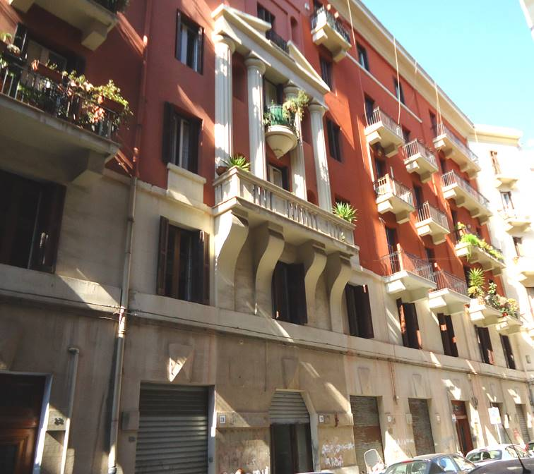 Quadrilocale in Via De Romita  13, Murat, Bari