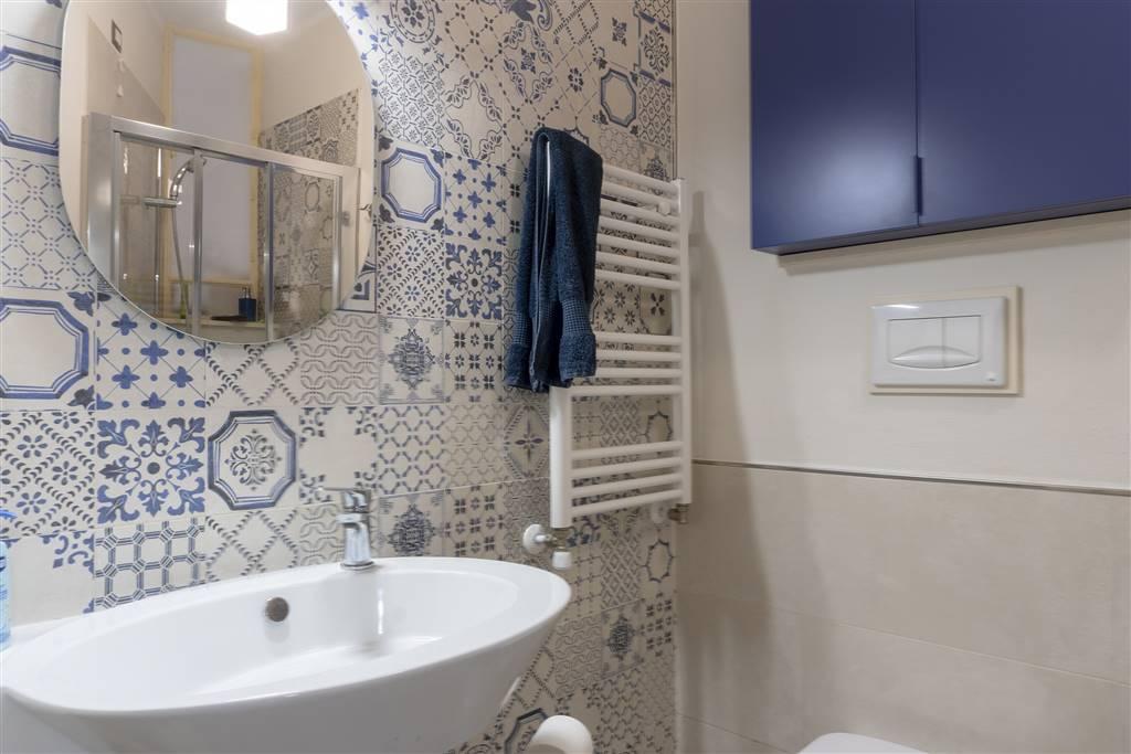 Bagno doccia camera padronale