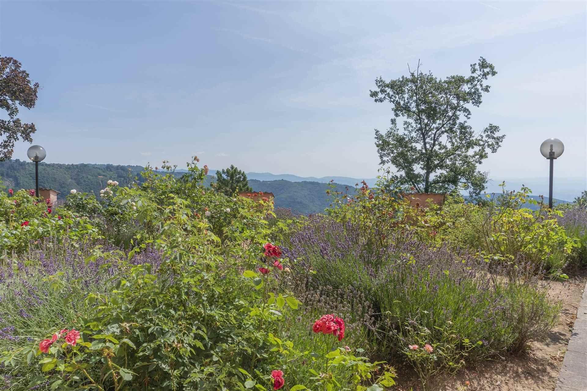 Giardino panoramico