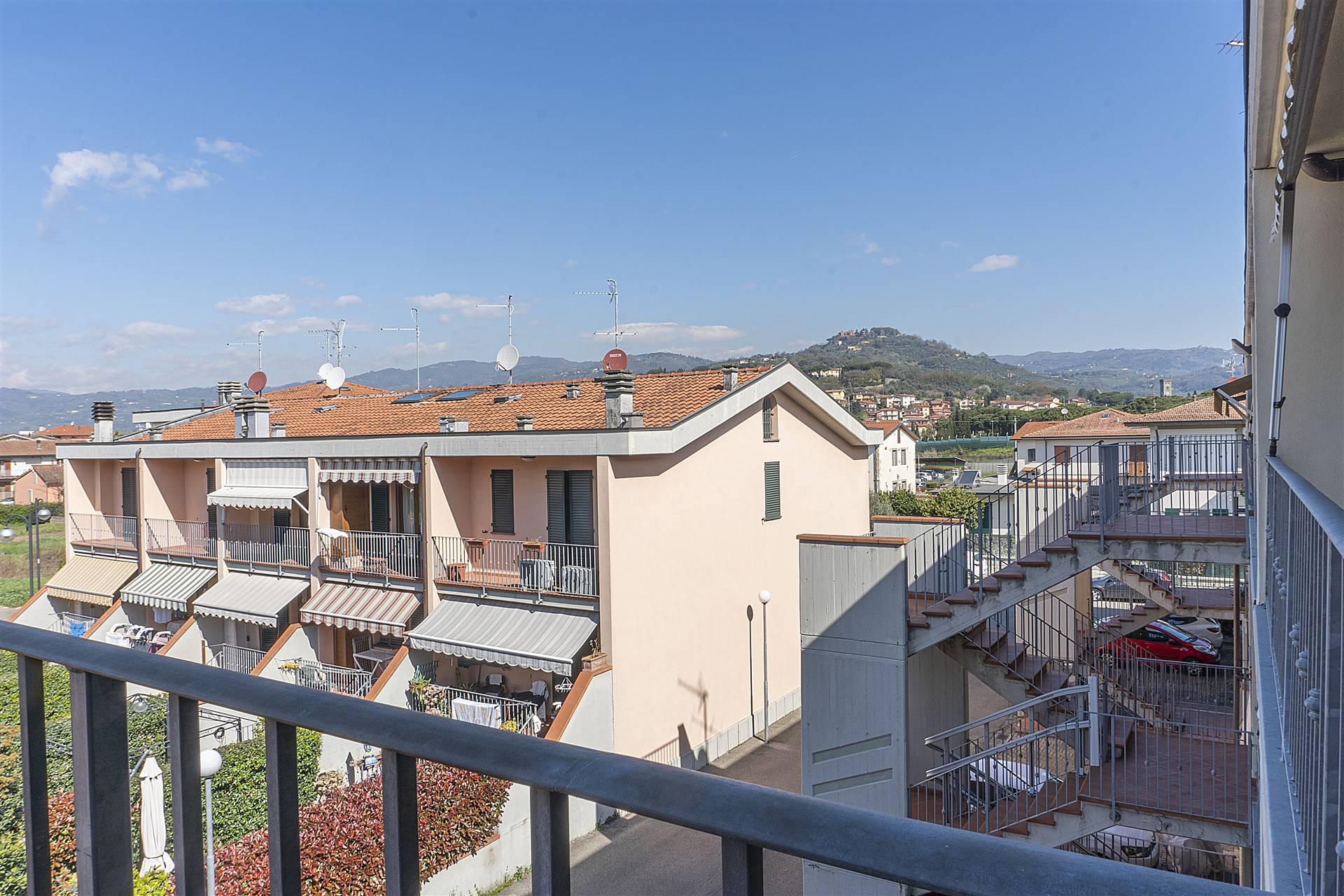 Vista Terrazzo ingresso