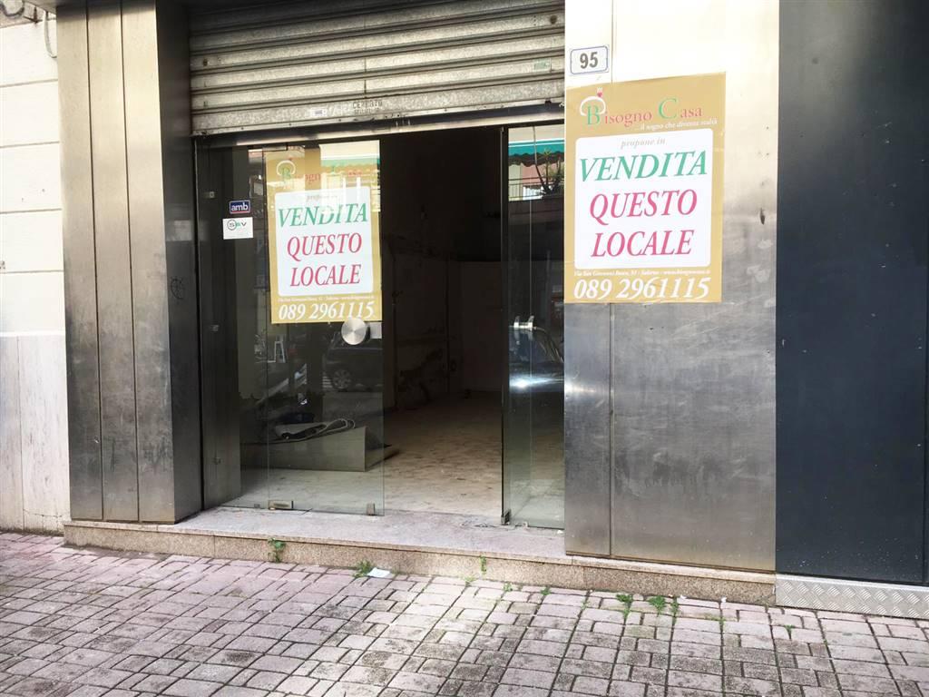 Negozio / Locale in vendita a Salerno, 1 locali, zona Località: IRNO / CALCEDONIA/ PETROSINO, prezzo € 89.000   CambioCasa.it