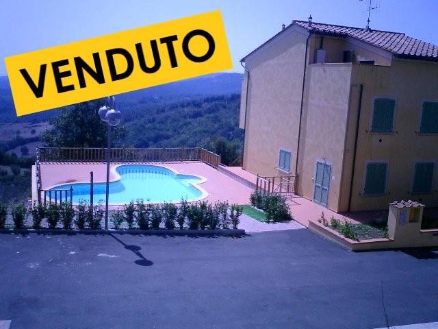 Appartamento in vendita a Monteverdi Marittimo, 1 locali, prezzo € 90.000   PortaleAgenzieImmobiliari.it
