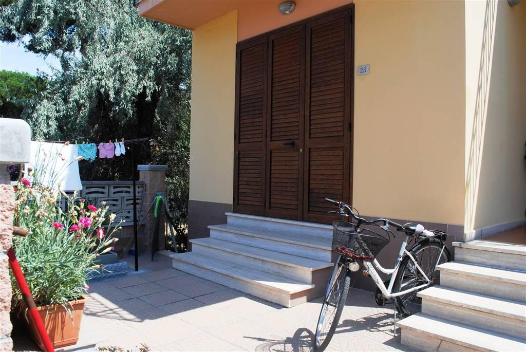 Quadrilocale in Via Borsi  27, Cecina