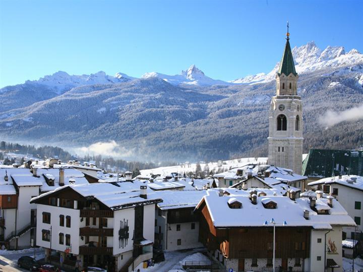 Multiproprietà in Vendita a Cortina d'Ampezzo
