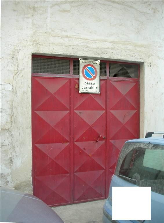 Box / Garage in vendita a Canosa di Puglia, 1 locali, prezzo € 15.000   CambioCasa.it