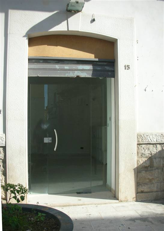 Immobile Commerciale in vendita a Canosa di Puglia, 1 locali, prezzo € 60.000 | CambioCasa.it