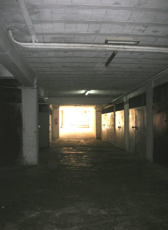 CORSIA DI MANOVRA GARAGE