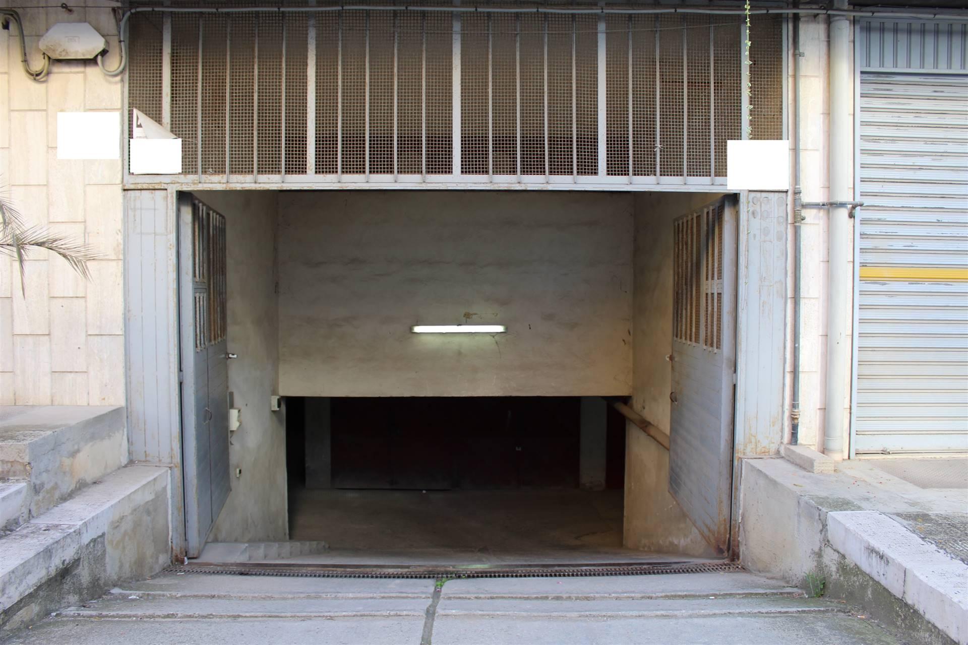 PROSPETTO GARAGE