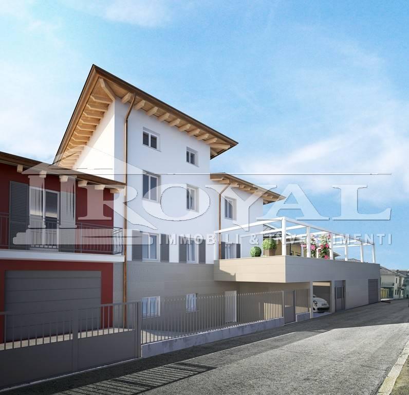 Quadrilocale, Porta Osio, Bergamo, in nuova costruzione
