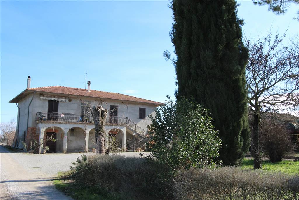 Colonica, Montepulciano, abitabile