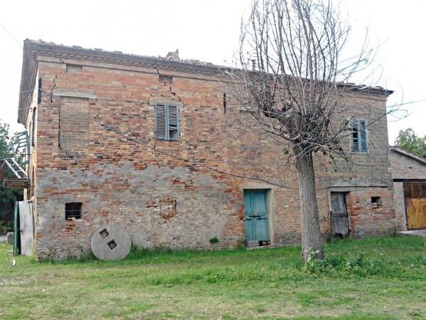 Rustico casale, Gioiella, Castiglione Del Lago, da ristrutturare