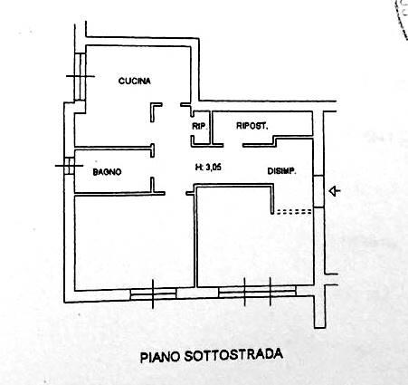 Appartamento, Semicentrale, Siena, abitabile
