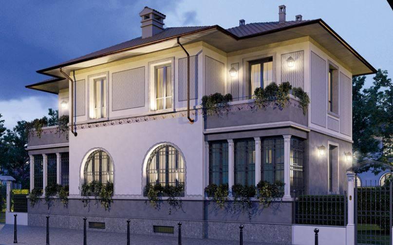 Villa in Via Andrea Del Sarto, Città Studi, Lambrate, Udine, Loreto, Milano