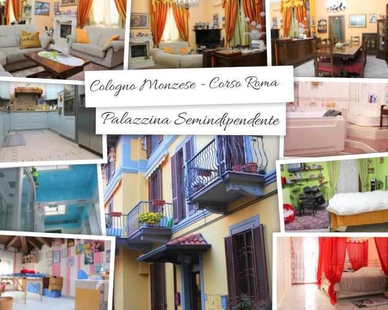 Casa semi indipendente in Corso Roma 86, Cologno Monzese