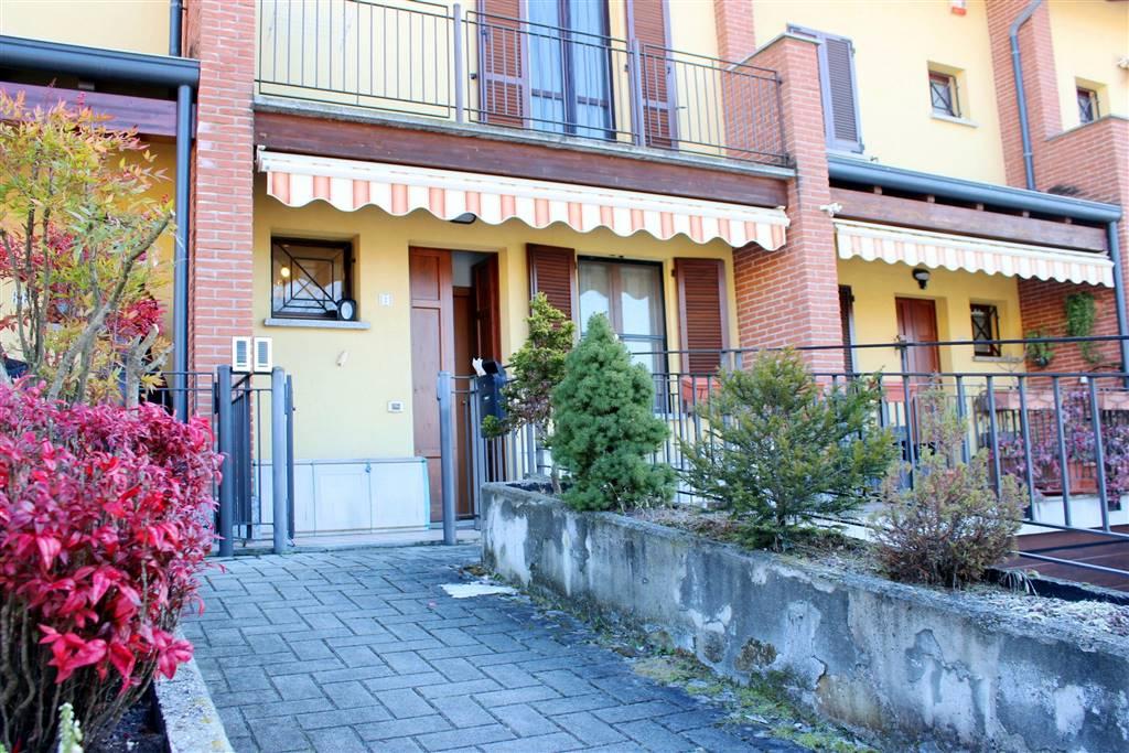 Villa in Largo Rebattini 2, Fornaci, Briosco