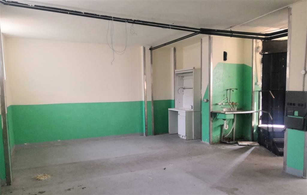 Proponiamo in affitto magazzino di c.a. 180 mq con passo carraio la posizione e comoda e vicina agli accessi delle tangenziali nonostante sia un
